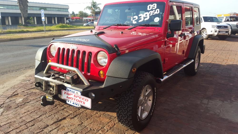 Jeep Wrangler 3.8 2009 photo - 8