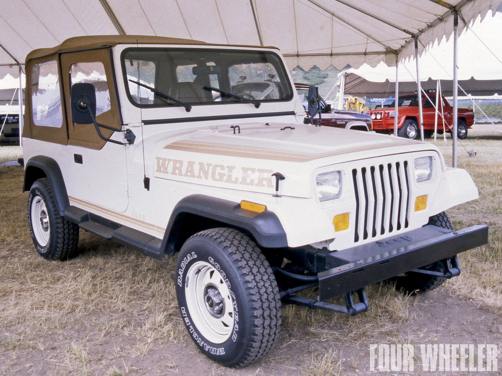 Jeep Wrangler 4.0 1987 photo - 10