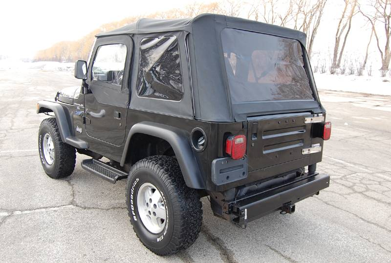 Jeep Wrangler 4.0 1998 photo - 7