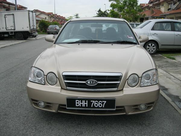 Kia Optima 2.0 2003 photo - 12
