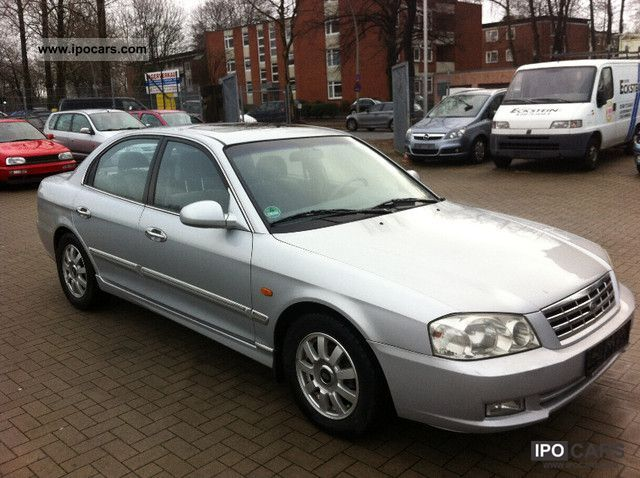 Kia Optima 2.5 2003 photo - 10