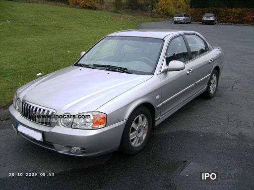 Kia Optima 2.5 2003 photo - 9