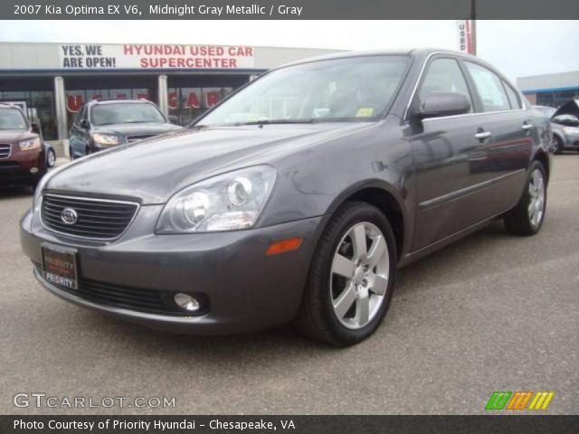 Kia Optima 2.7 2007 photo - 9
