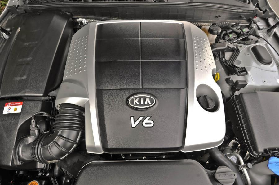 Kia Quoris 3.8 2014 photo - 6
