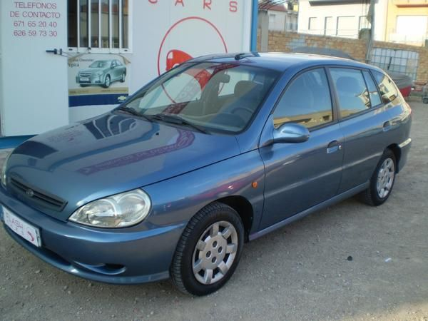 Kia Rio 1.3 1989 photo - 7