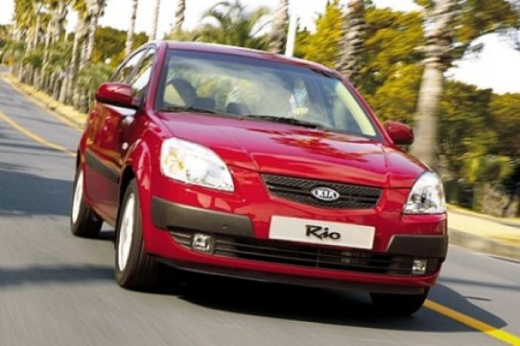 Kia Rio 1.3 2005 photo - 12