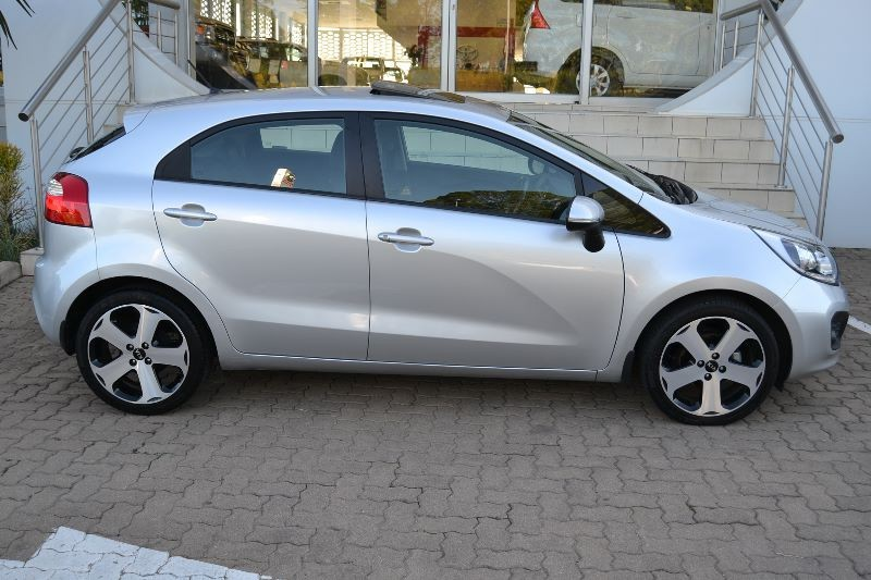 Kia Rio 1.4 2014 photo - 1