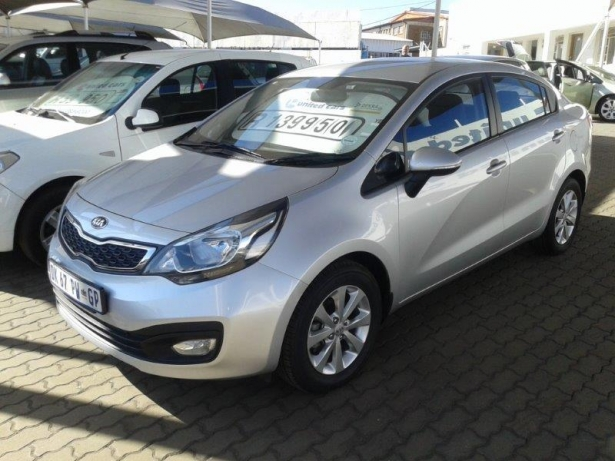Kia Rio 1.4 2014 photo - 10
