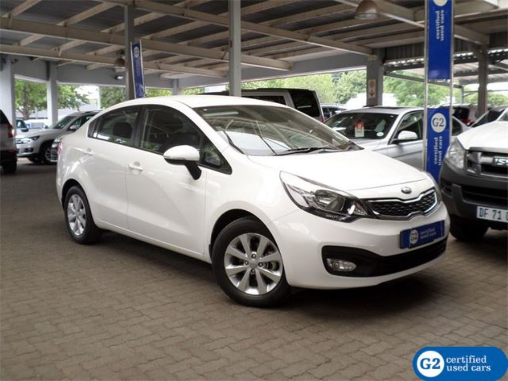 Kia Rio 1.4 2014 photo - 11