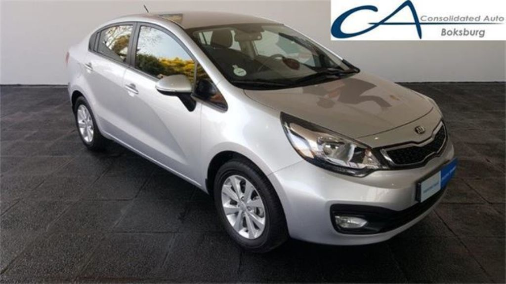 Kia Rio 1.4 2014 photo - 3