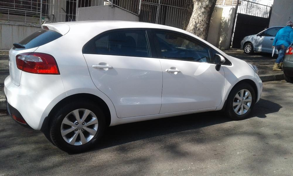 Kia Rio 1.4 2014 photo - 4
