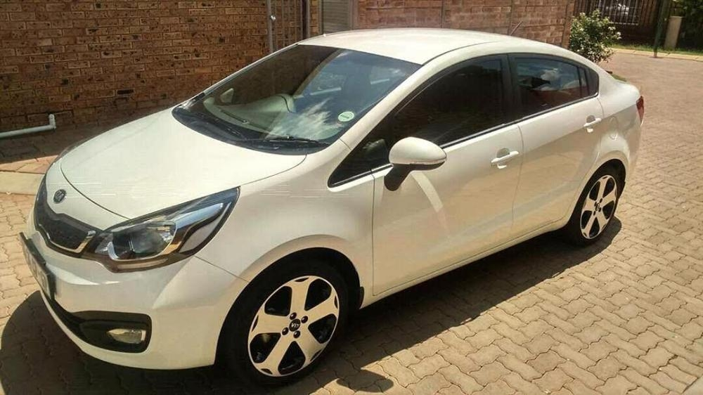 Kia Rio 1.4 2014 photo - 5