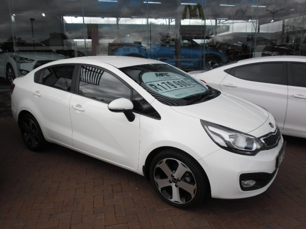 Kia Rio 1.4 2014 photo - 6