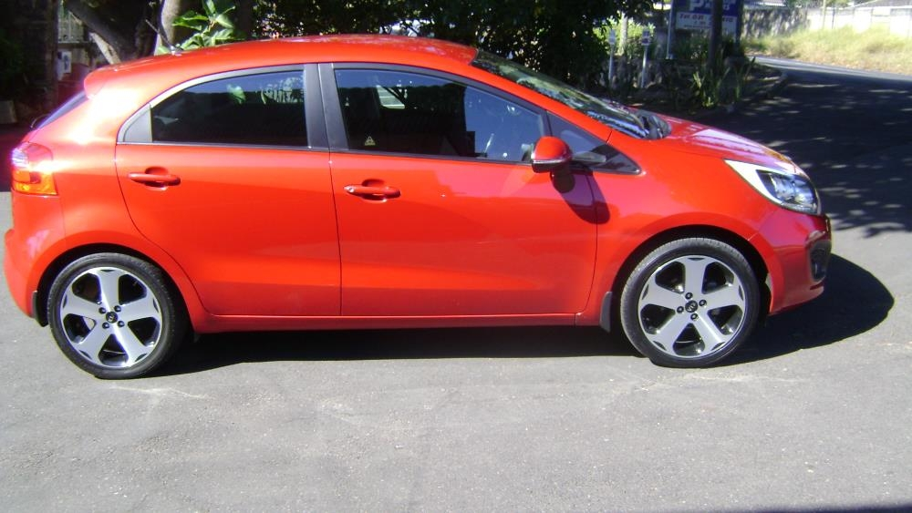 Kia Rio 1.4 2014 photo - 8
