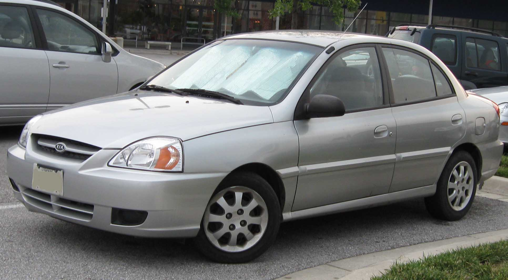 Kia Rio 1.5 1998 photo - 10