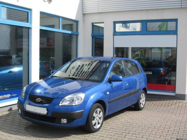 Kia Rio 1.5 1998 photo - 2