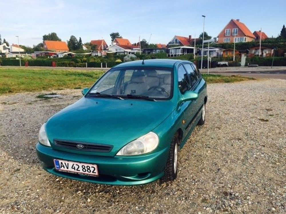 Kia Rio 1.5 1998 photo - 4