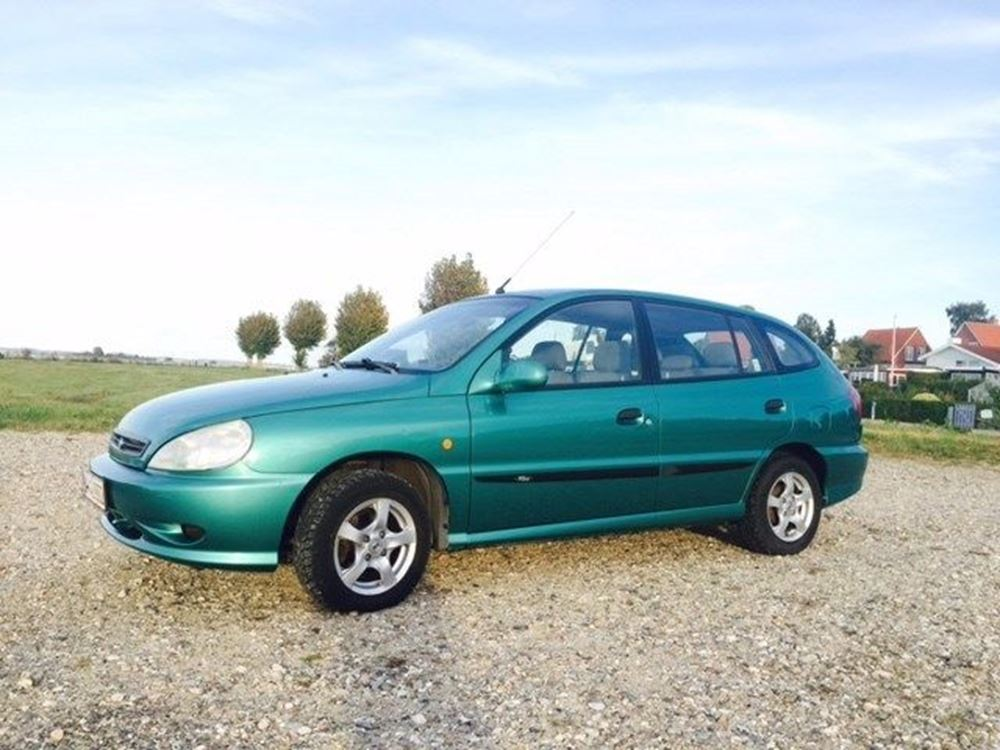 Kia Rio 1.5 1998 photo - 6