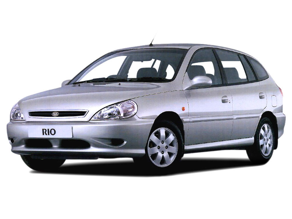 Kia Rio 1.5 2001 photo - 9