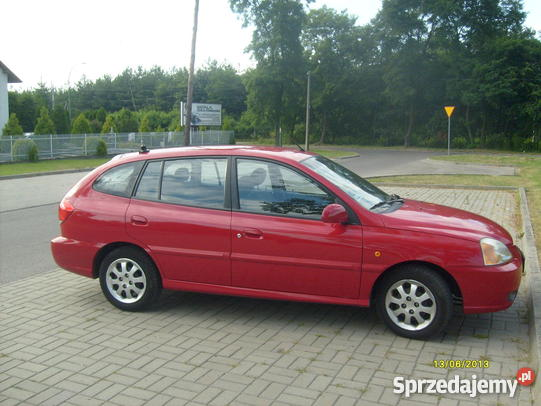 Kia Rio 1.5 2004 photo - 12