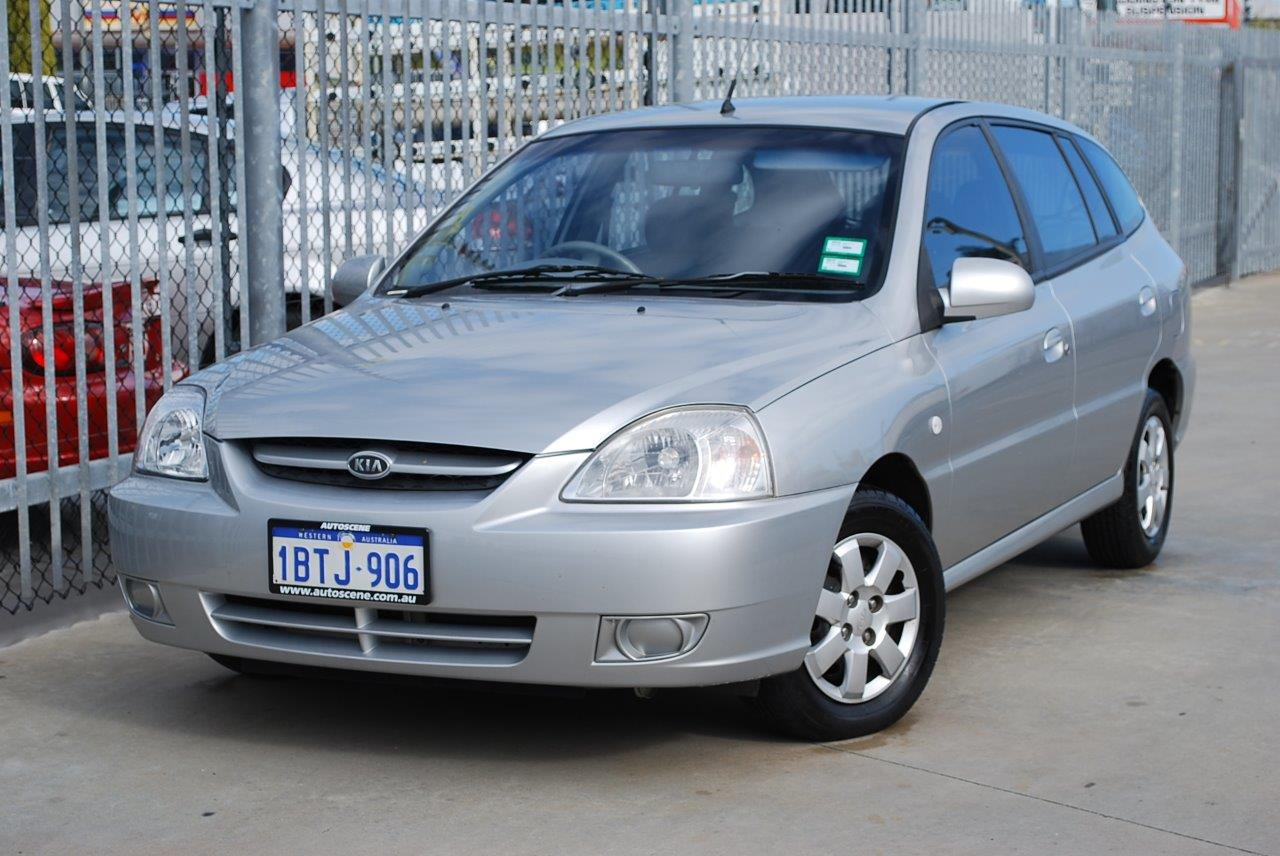 Kia Rio 1.5 2004 photo - 5