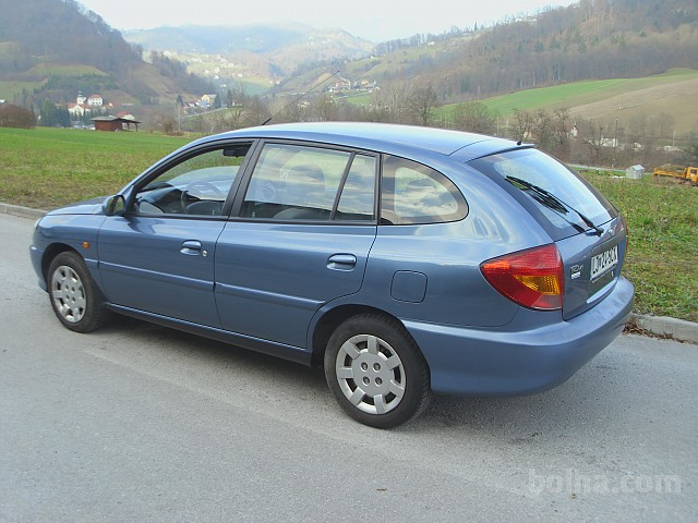 Kia Rio 1.5 2004 photo - 9
