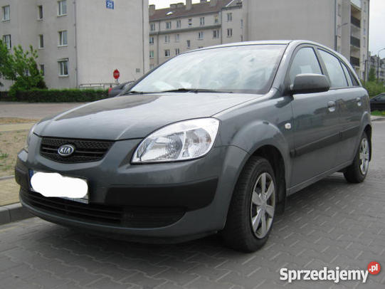 Kia Rio 1.5 2006 photo - 4