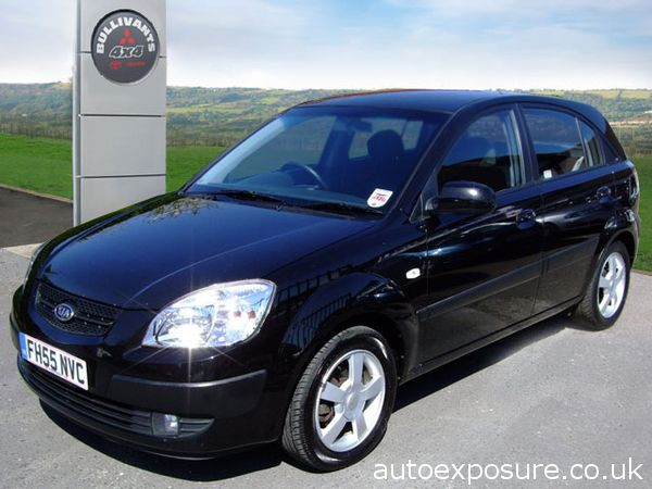 Kia Rio 1.5 2006 photo - 6
