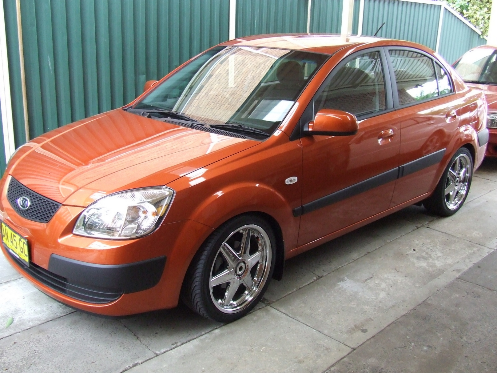 Kia Rio 1.5 2007 photo - 1