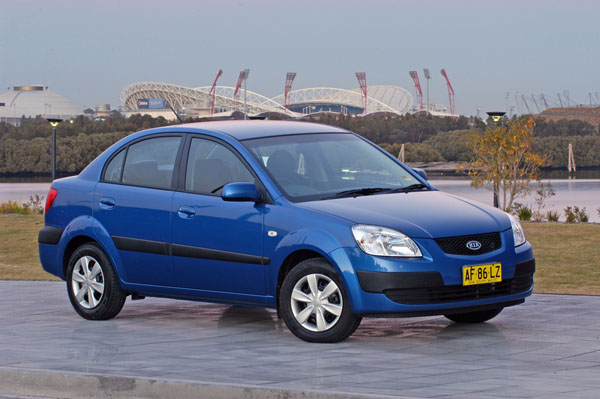 Kia Rio 1.5 2007 photo - 10