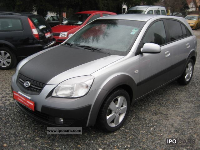 Kia Rio 1.5 2007 photo - 2