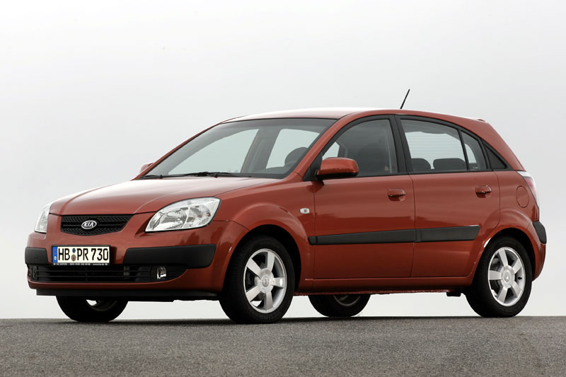 Kia Rio 1.5 2007 photo - 5