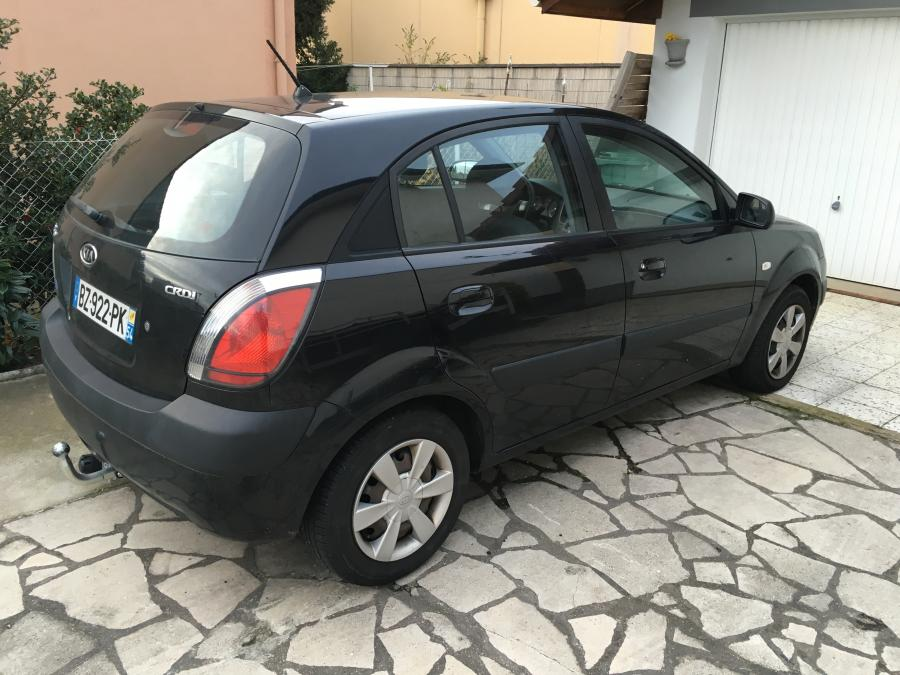 Kia Rio 1.5 2007 photo - 9