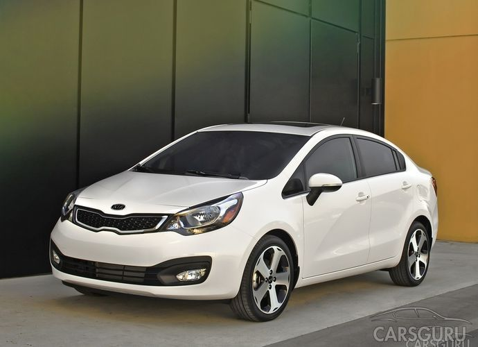 Kia Rio 1.5 2013 photo - 11