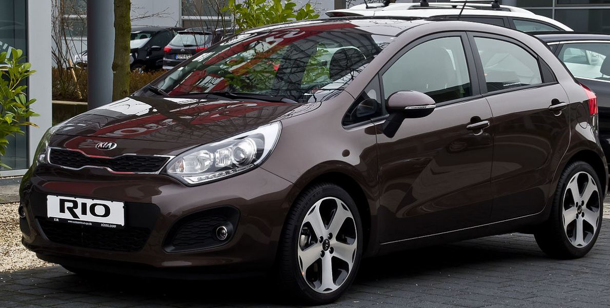 Kia Rio 1.5 2013 photo - 5