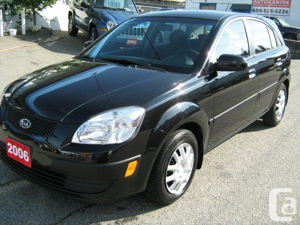 Kia Rio 1.6 2006 photo - 8