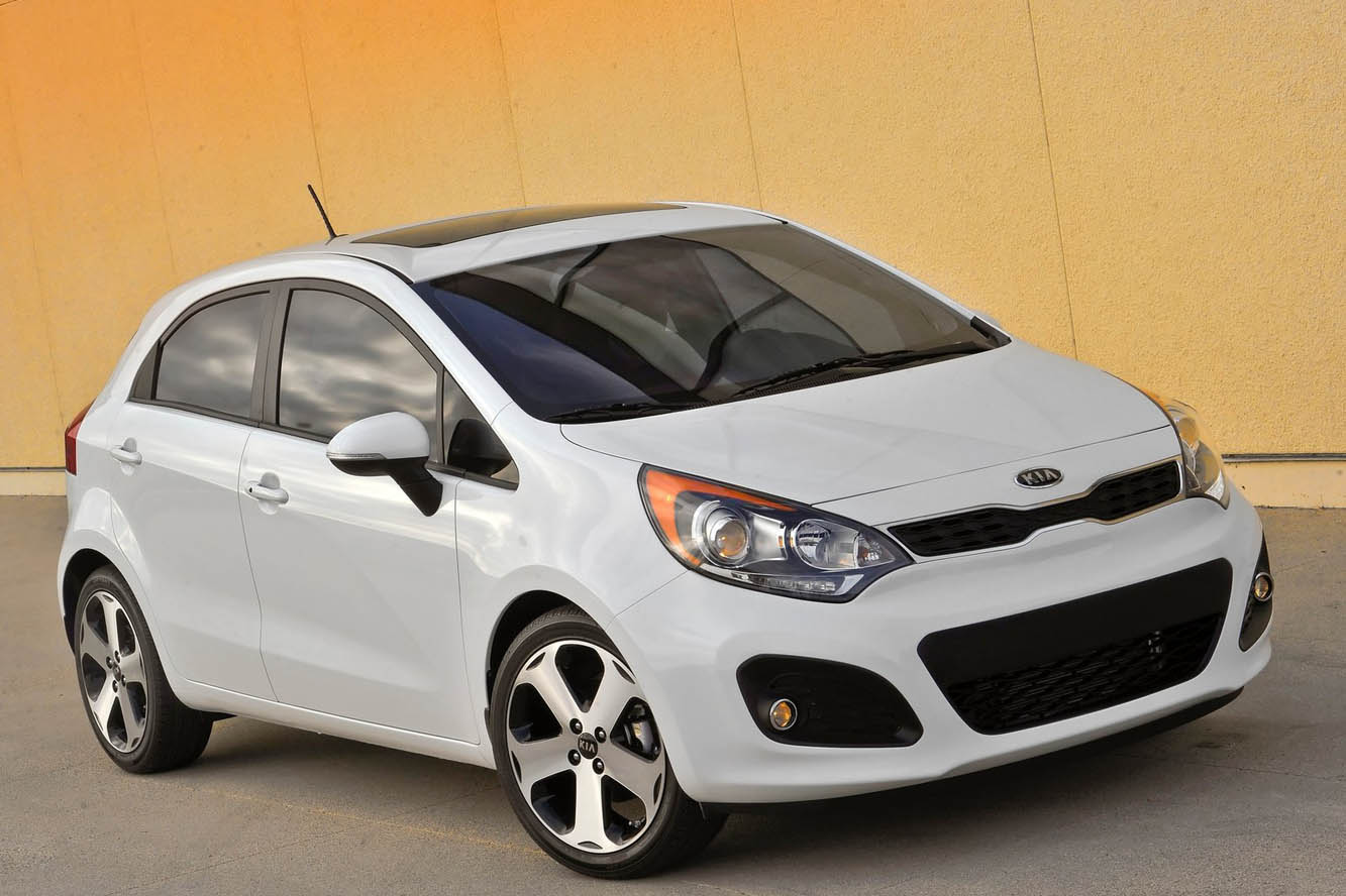 Kia Rio 1.6 2011 photo - 11