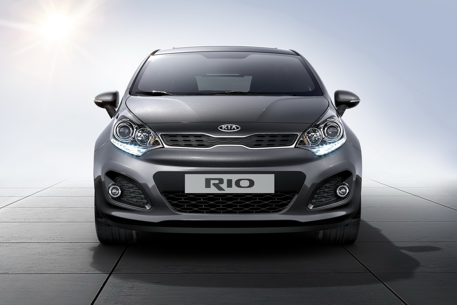 Kia Rio 1.6 2012 photo - 3