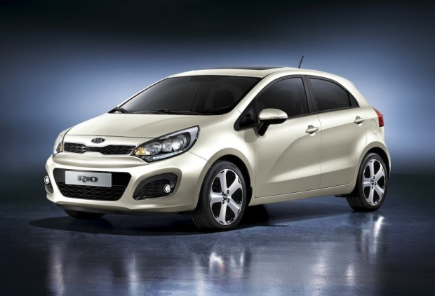 Kia Rio 1.6 2012 photo - 4