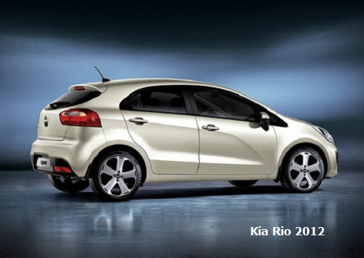 Kia Rio 1.6 2012 photo - 5