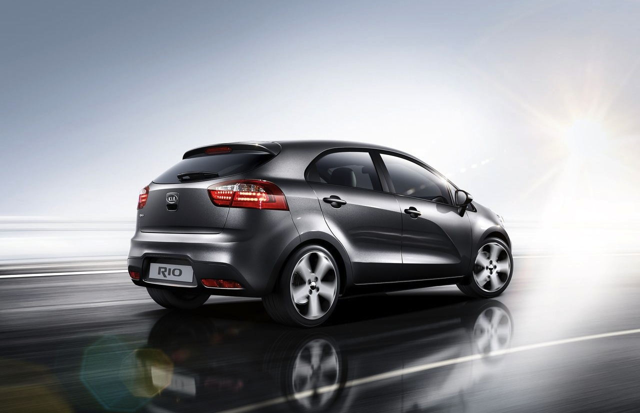 Kia Rio 1.6 2012 photo - 6