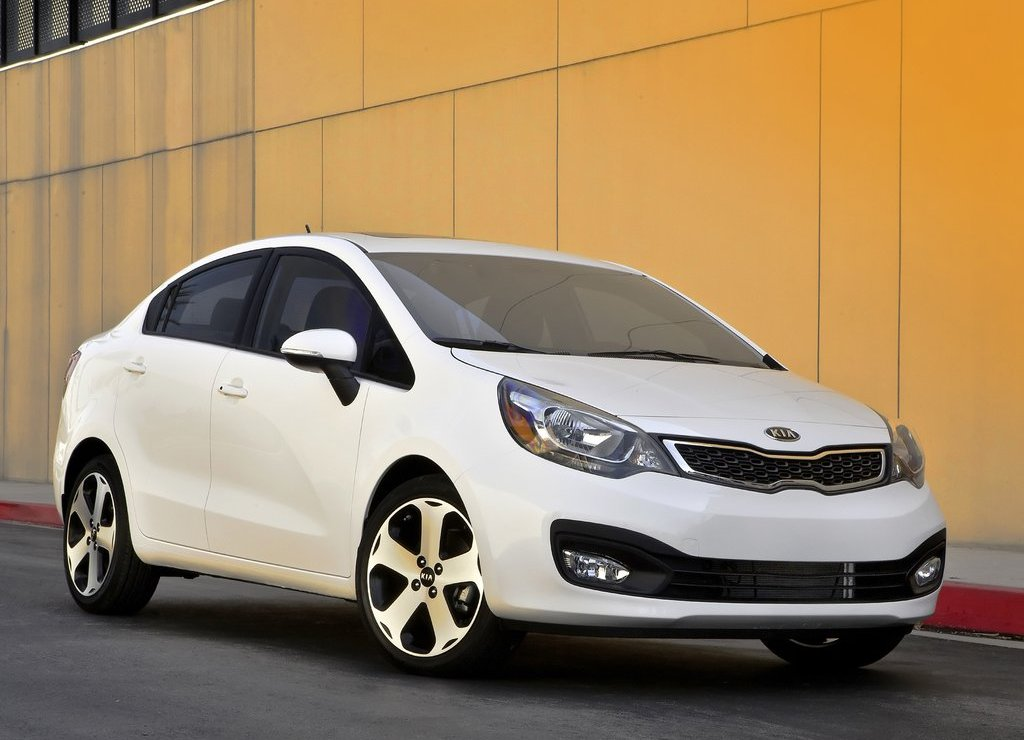 Kia Rio 1.6 2012 photo - 8