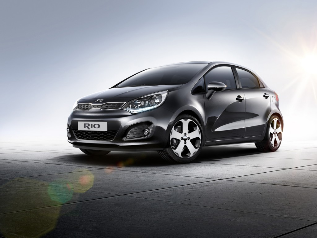 Kia Rio 1.6 2012 photo - 9