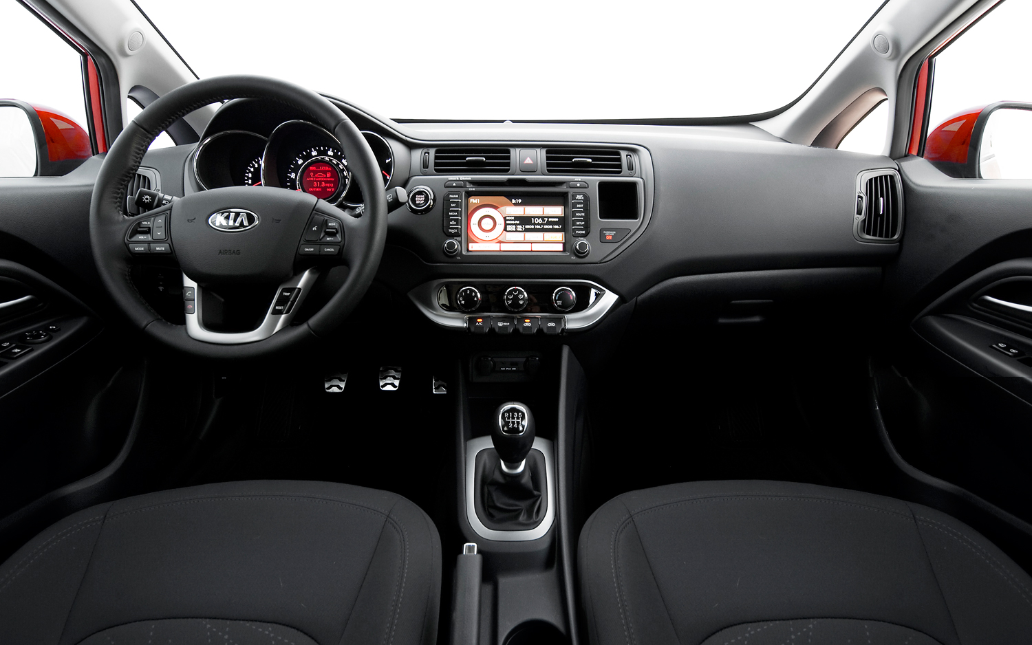 Kia Rio 1.6 2013 photo - 1