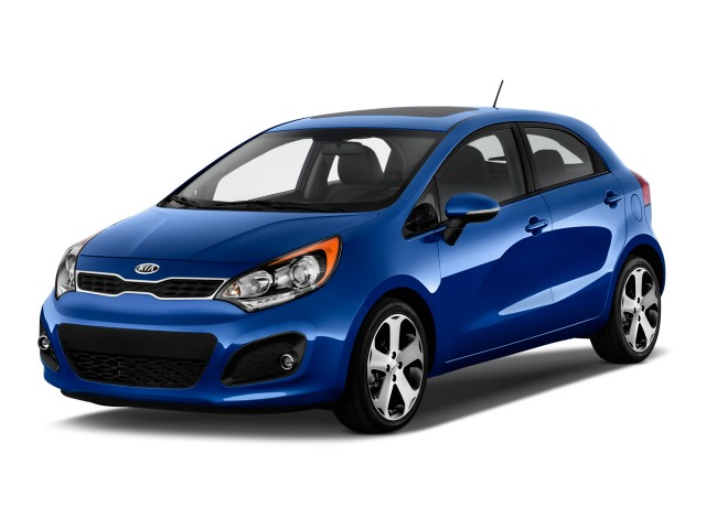 Kia Rio 1.6 2013 photo - 11