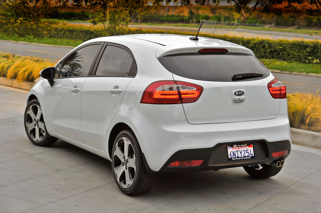 Kia Rio 1.6 2013 photo - 7
