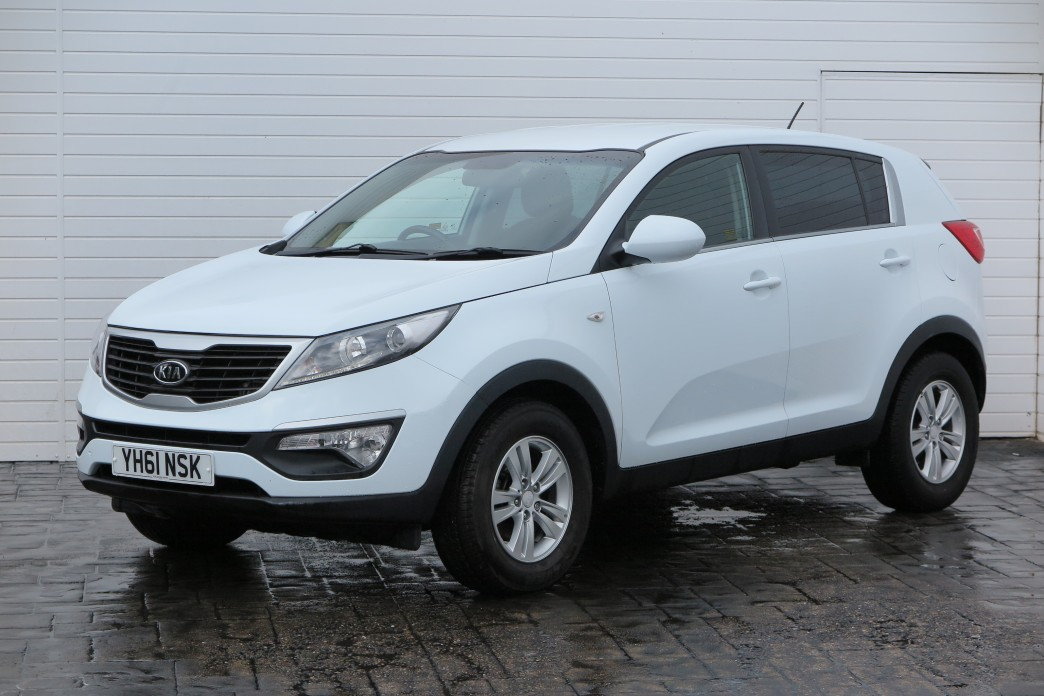 Kia Sportage 1.7 2011 photo - 1