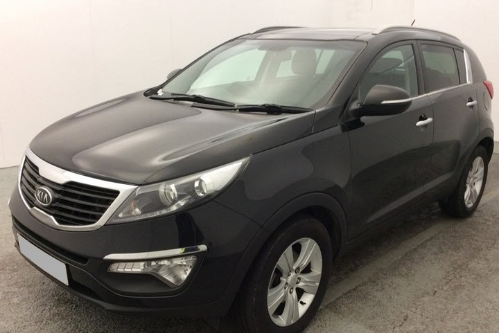 Kia Sportage 1.7 2011 photo - 11