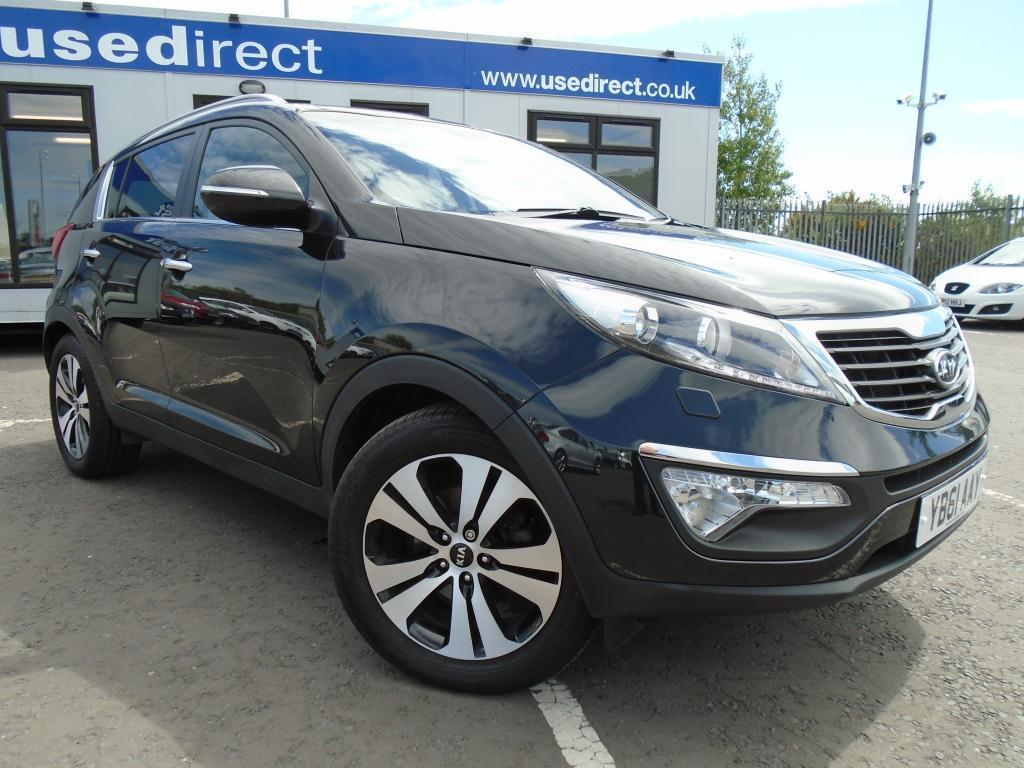 Kia Sportage 1.7 2011 photo - 12