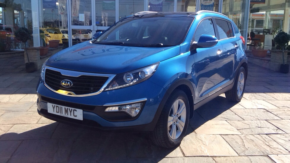 Kia Sportage 1.7 2011 photo - 2
